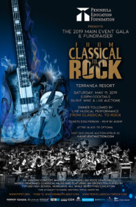 From Classical to Rock to headline PEF Fundraiser